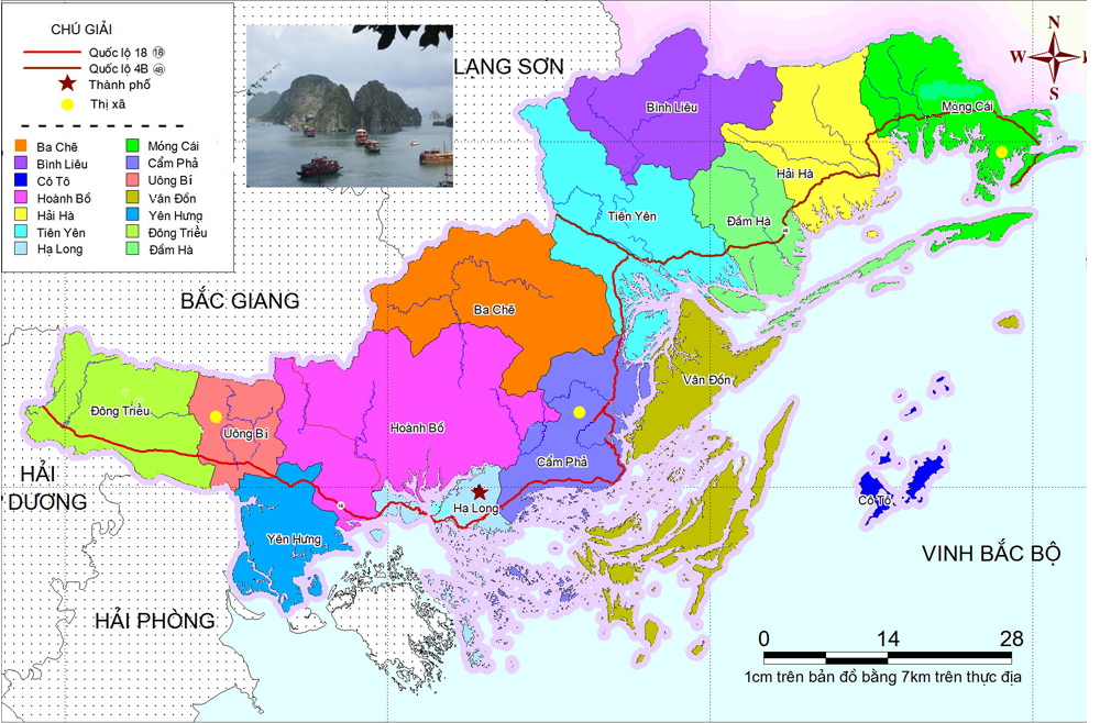QuangNinh Map 1000 111 222